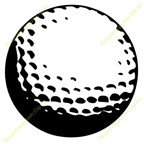 Golf Ball Clip Art Images Amp Pictures Becuo One Golf