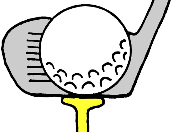 Golf Ball Clipart Free Clipart Images