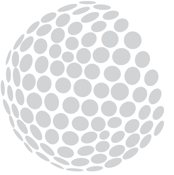 Golf Ball Clipart One Golf