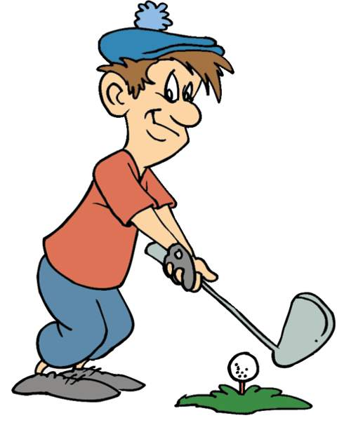 Best Golf Clipart #7358 - Clipartion.com