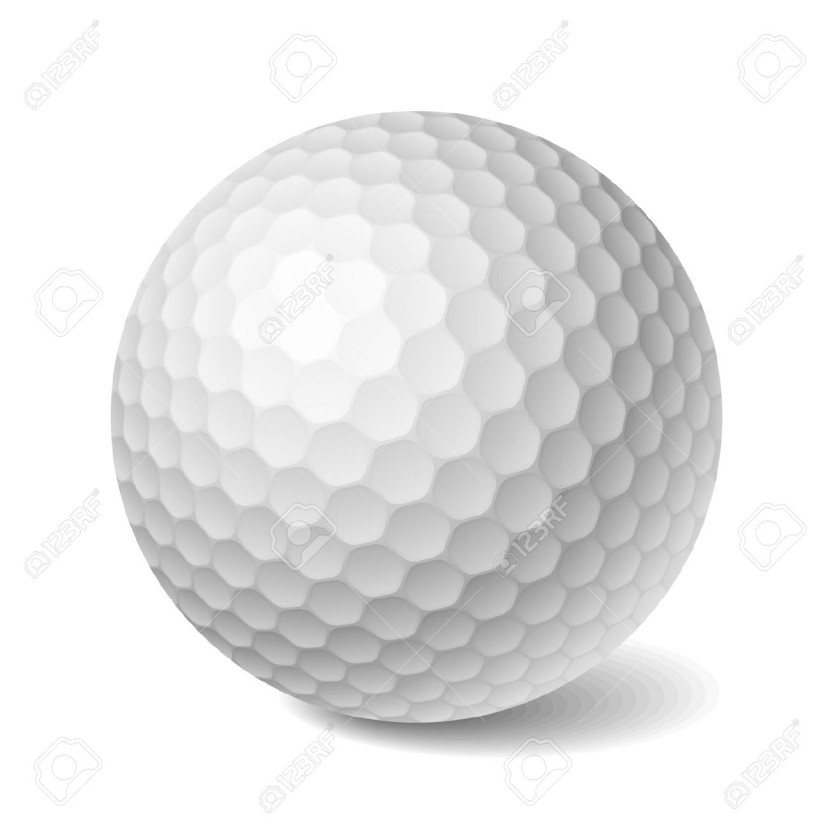Golfball Stock Illustrations Cliparts And Royalty Free Golfball