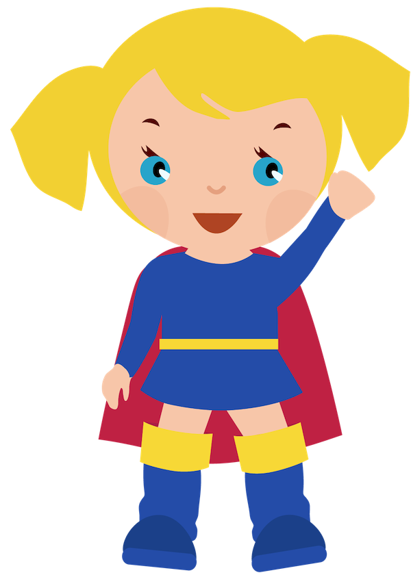 Gorgoo Image Superhero Clip Art Free For Kids