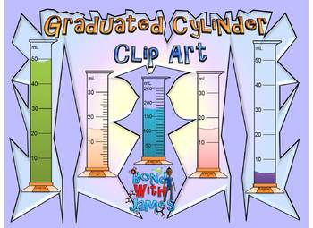 Graduated Cylinders Clip Artbond With James Teachers Pay