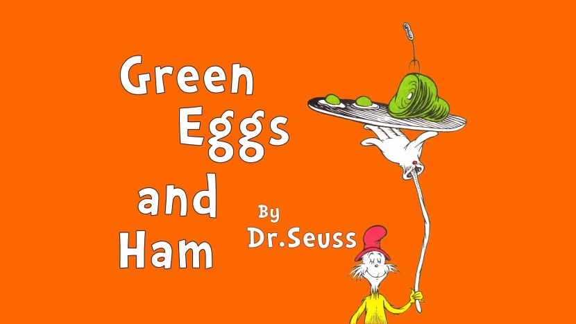 Green Eggs And Ham Book 9