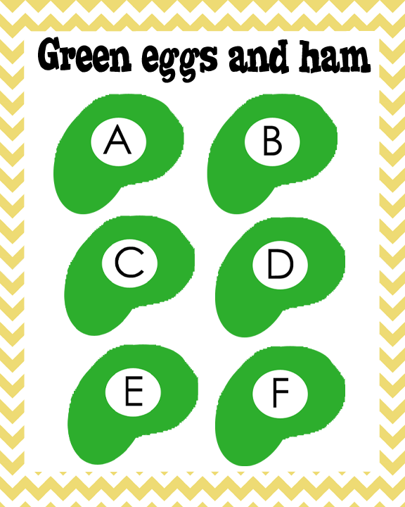 Green Eggs Sample Png