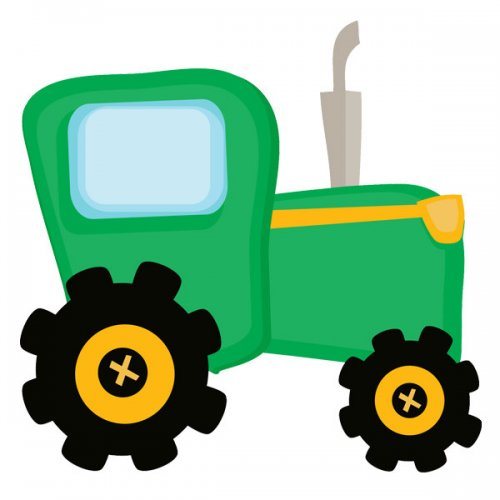 best tractor clipart #13121 - clipartion