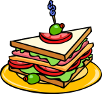 Grilled Cheese Clipart Free Clip Art Images