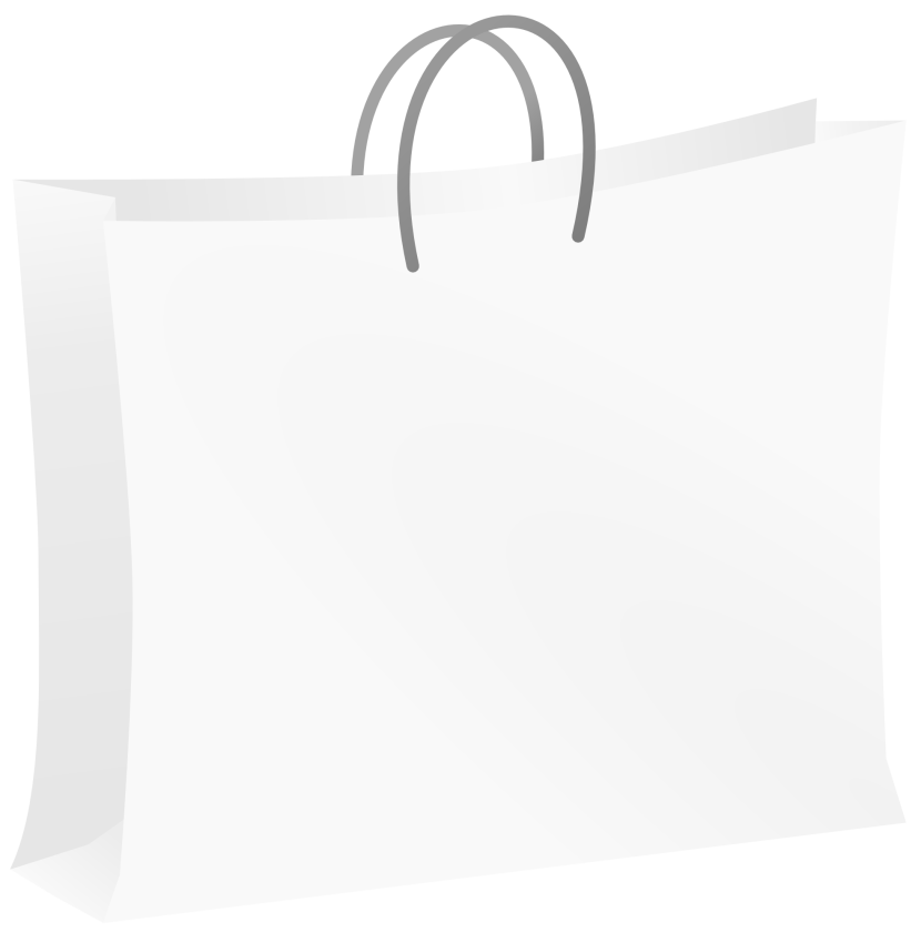Grocery Bag Clipart