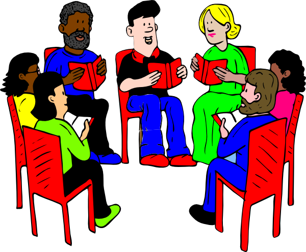 Group Of Readers Clip Art At Vector Clip Art Online