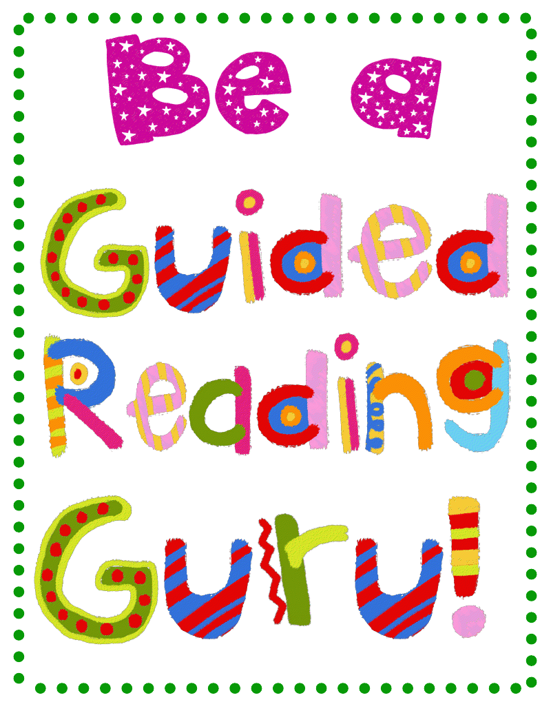 Guided Reading Clip Art Any Car Information