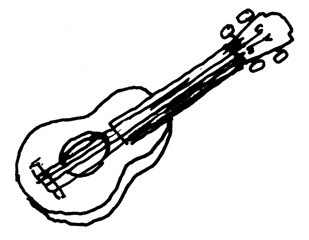 Guitar Pictures Free Clip Art
