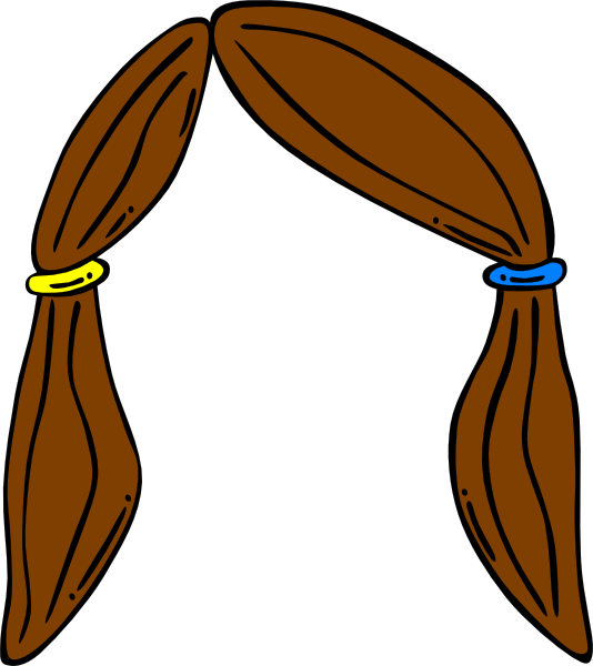 Hair Clip Art At Vector Clip Art Online Royalty Free: https://clipartion.com/free-clipart-17233