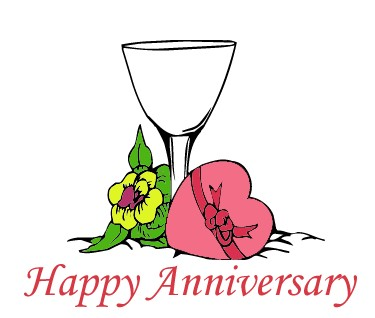Happy Anniversary Free Clip Art Jpeg