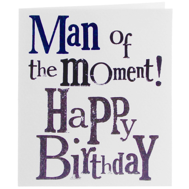 Happy Birthday Pictures For Men