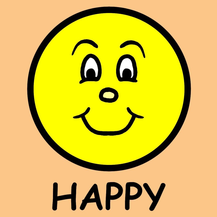 Happy Person Face Clip Art Free Clipart Images