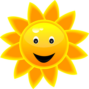 Happy Sun Clipart Free Clipart Images