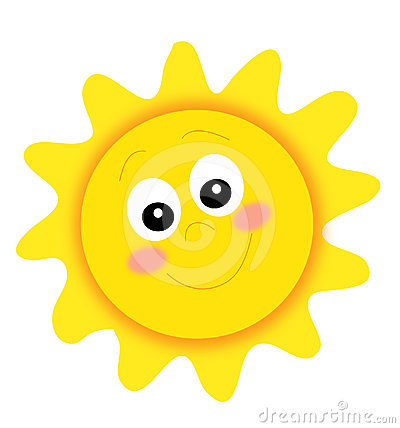 Happy Sun Royalty Free Stock Free Clipart Images