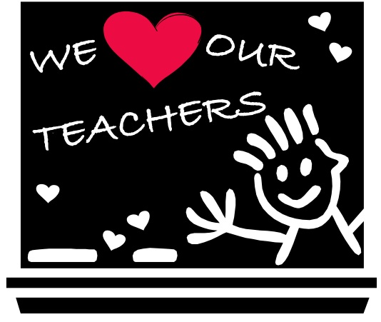 Image result for school staff appreciation clipart
