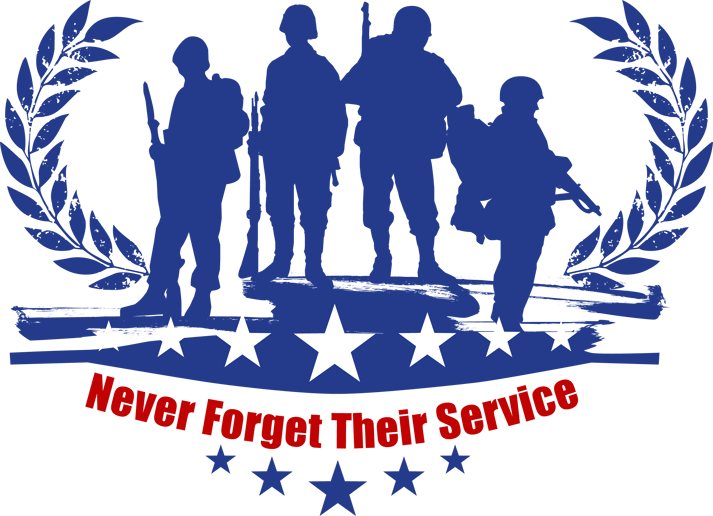 Happy Veterans Day Clipart 3 Png