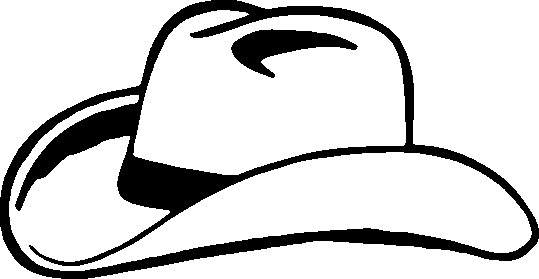 Hats Hat Stores Straw Cowboy Clipart Free Clip Art Images