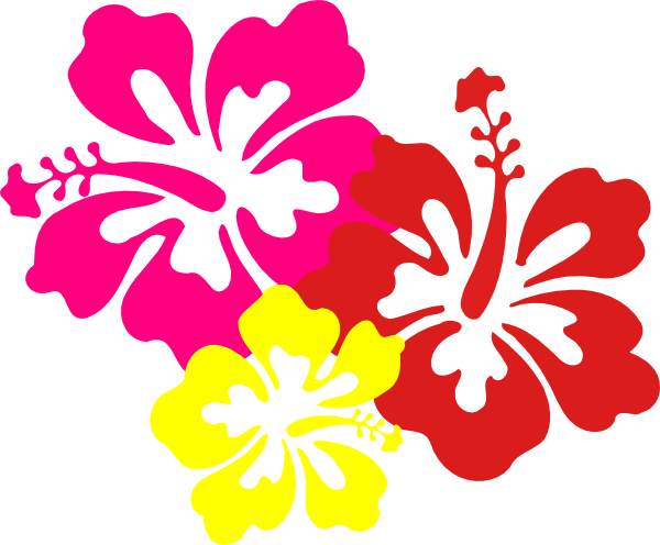 Hawaiian Lei Shirt W Clipart