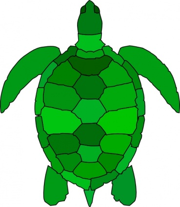 Hawaiian Turtle Clipart Free Clipart Images