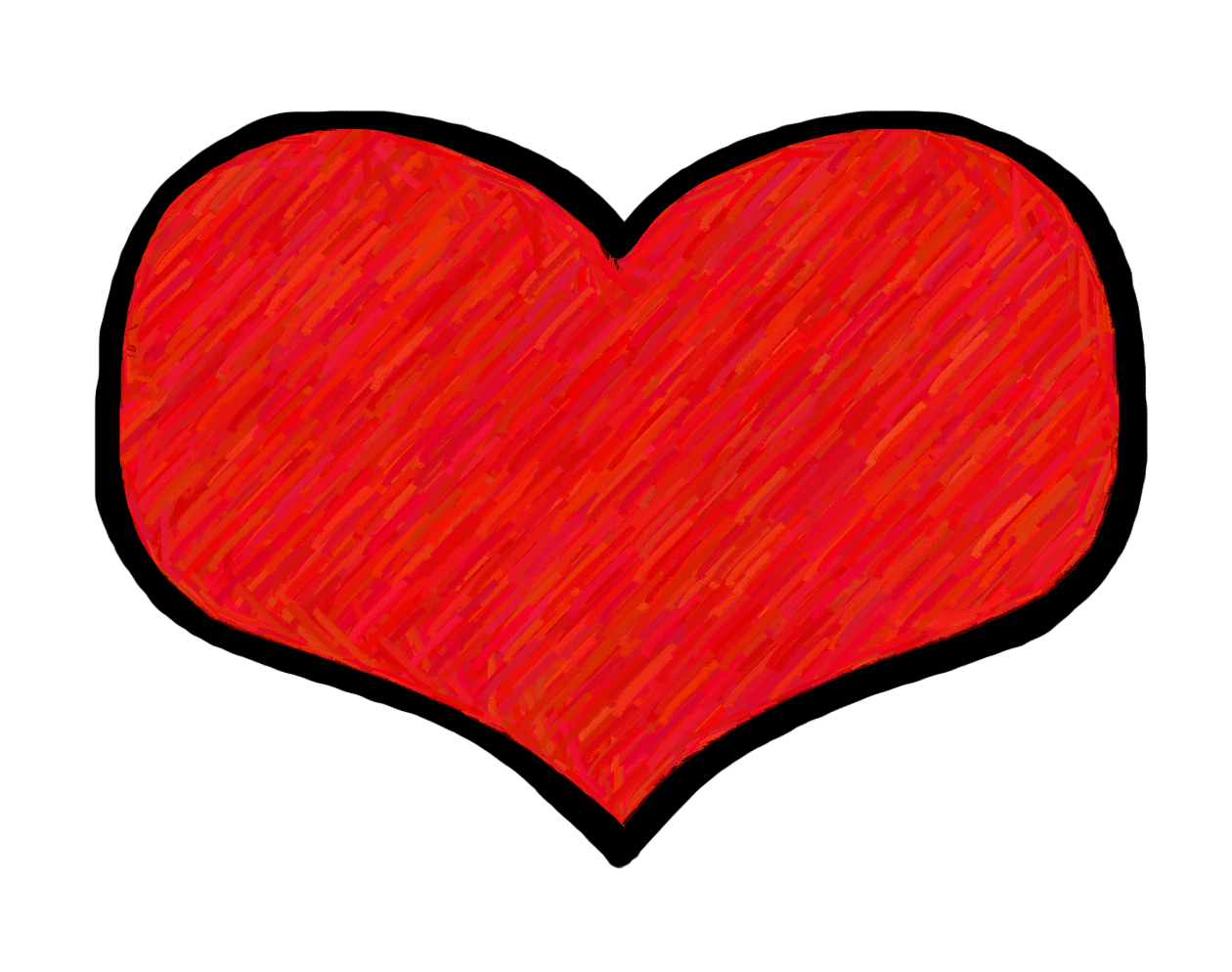 Best Heart Clipart #14166 - Clipartion.com