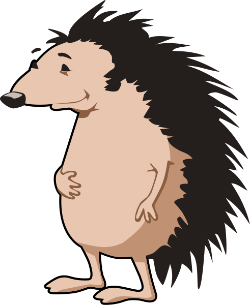 Hedgehog Png And Clipart Free Clip Art Images