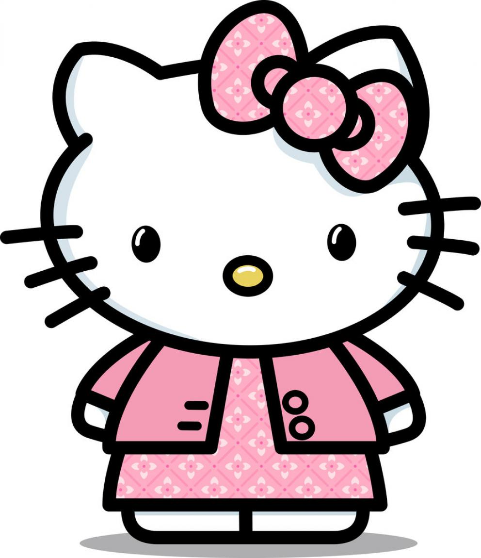 Best hello kitty clipart 13824 - Hello kitty image ...