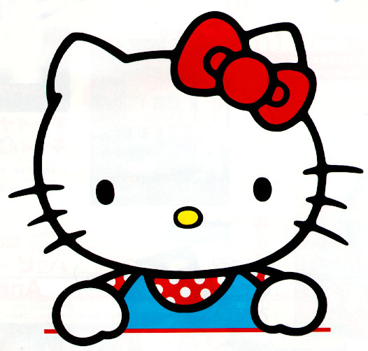 Hello Kitty Clip Art