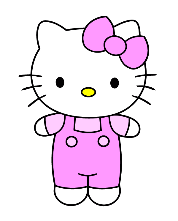 Hello Kitty Clipart