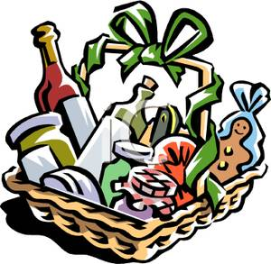 Holidayt Basket Royalty Free Picture Clipart Free Clip Art