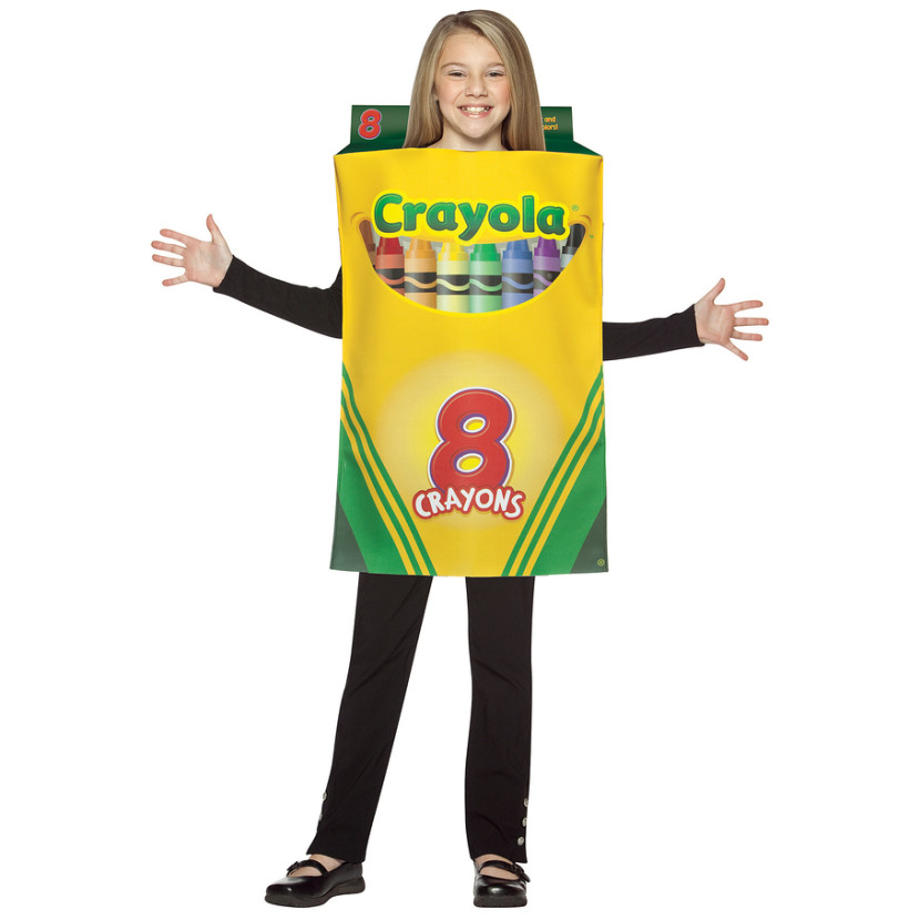 Home Crayola Crayon Box Child Costume Clipart Free Clip Art Images