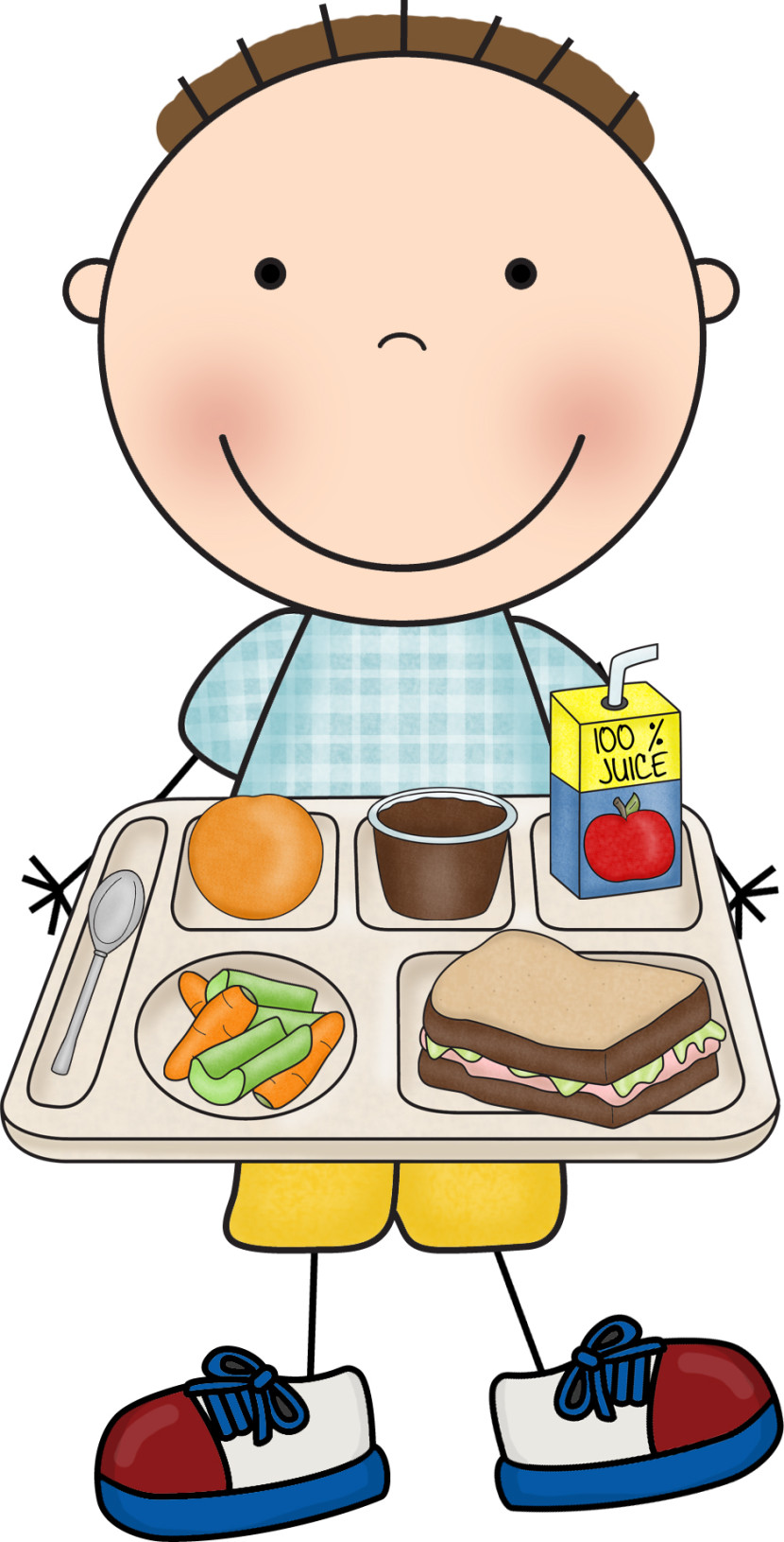 Home Lunch Clipart