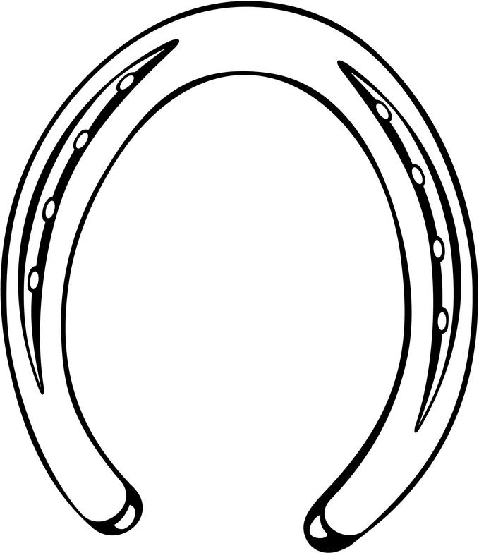 Horseshoe Drawings