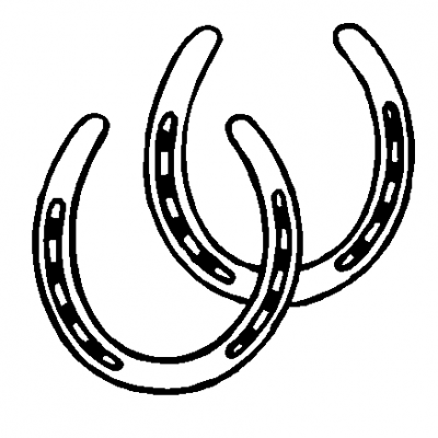 Horseshoe Game Clipart Free Clipart Images