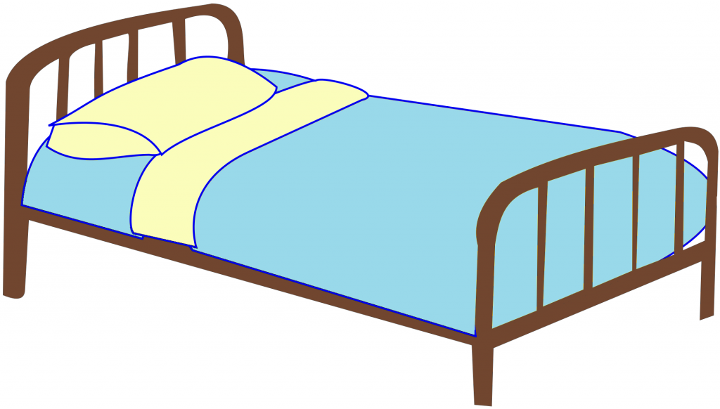 Hospital Bed Free Clipart Free Clip Art Images