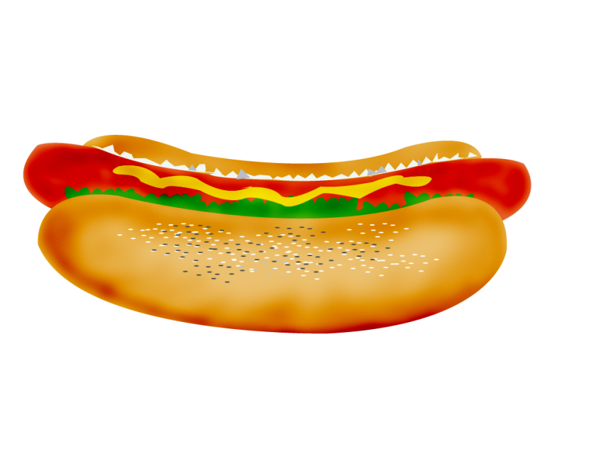 Hot Dog Clipart Free Clip Art Images