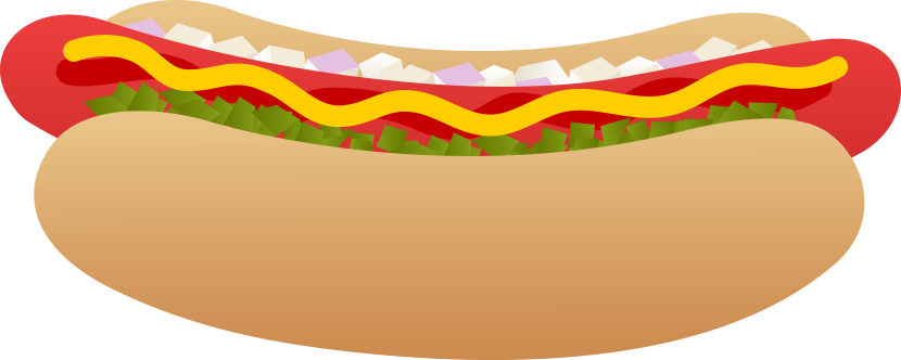 Hotdog Clipart Free Clipart Images