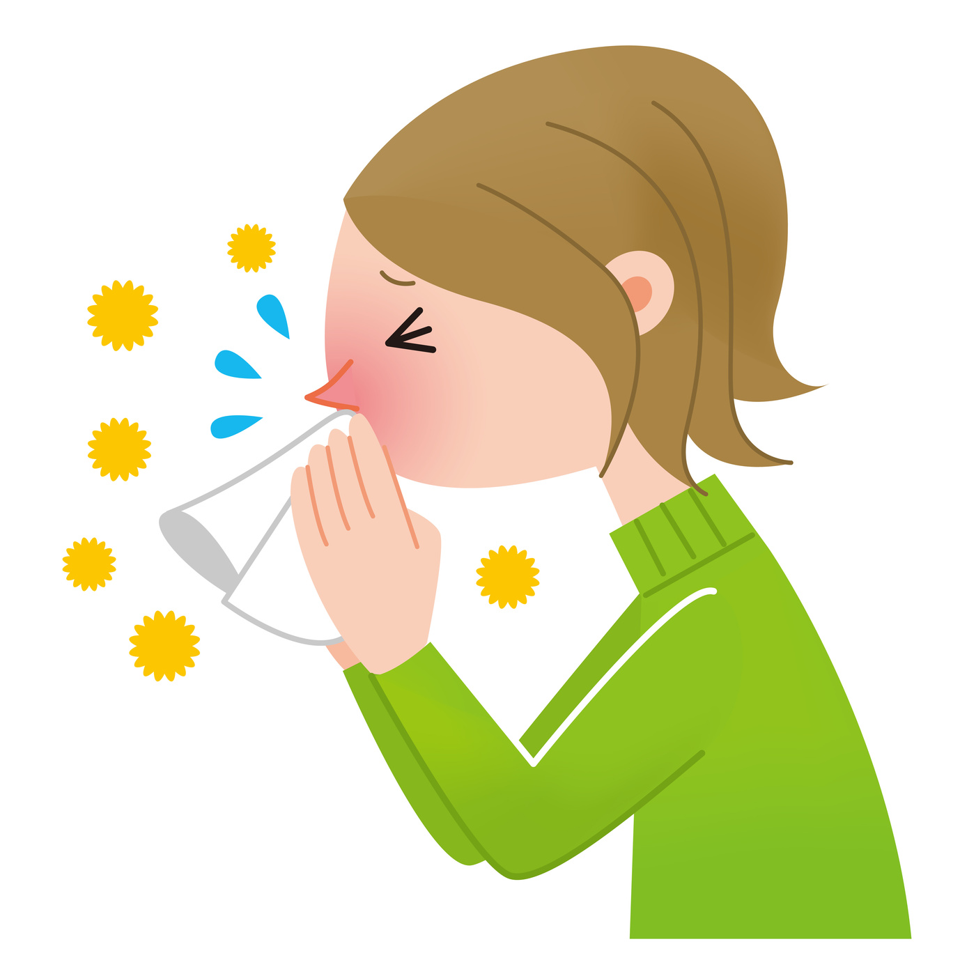 I Have A Cold Clipart Photo Photos And Wallpapers Responsive