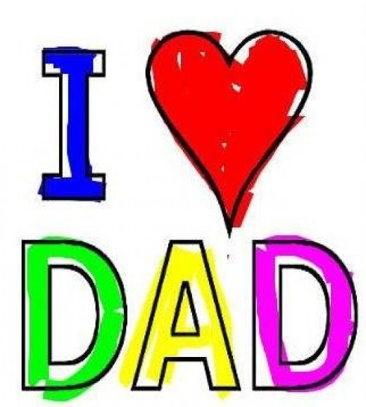 I Love You Dad Clipart Free Clipart Images