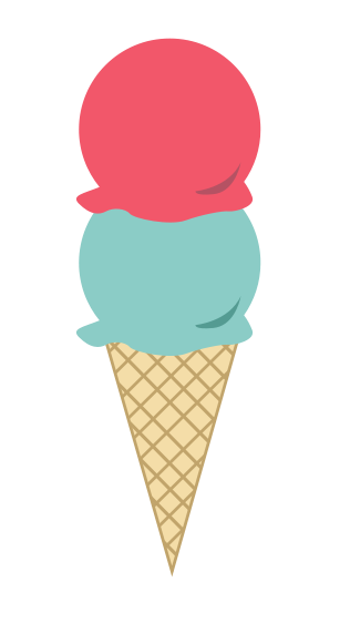 Ice Cream Cone Clip Art Foods Cleanclipart