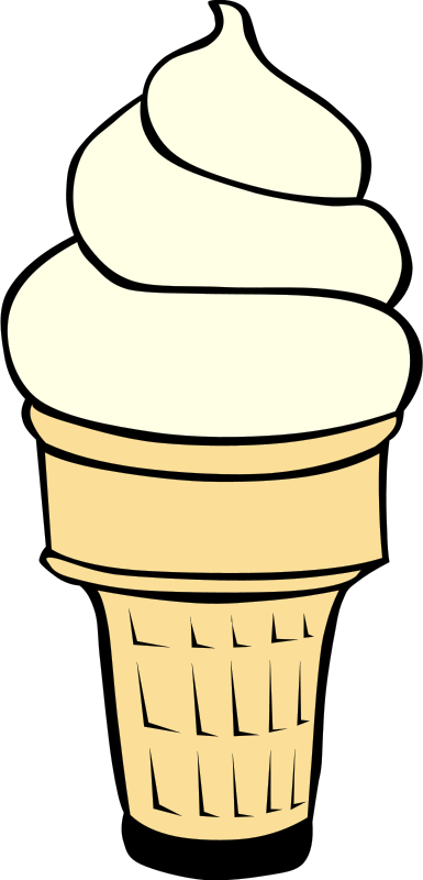 Ice Cream Outline Teacherspayteacherscomproductice Clipart