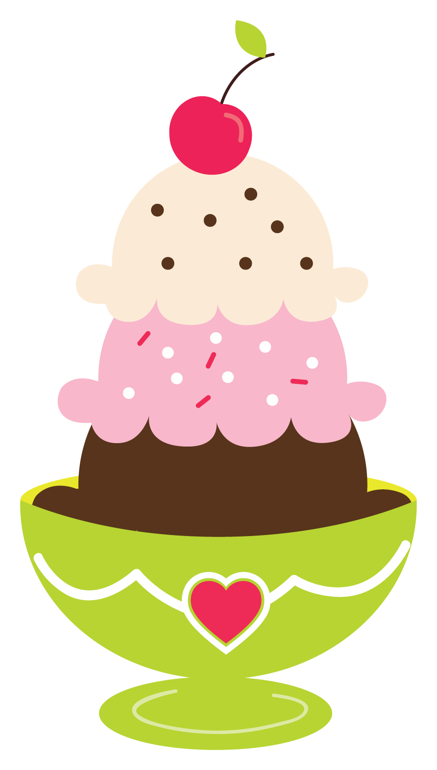 Ice Cream Social Free Clipart Free Clip Art Images