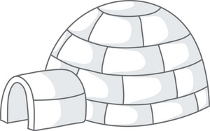 Igloo Clipart 0 Clipart Kids Pedia