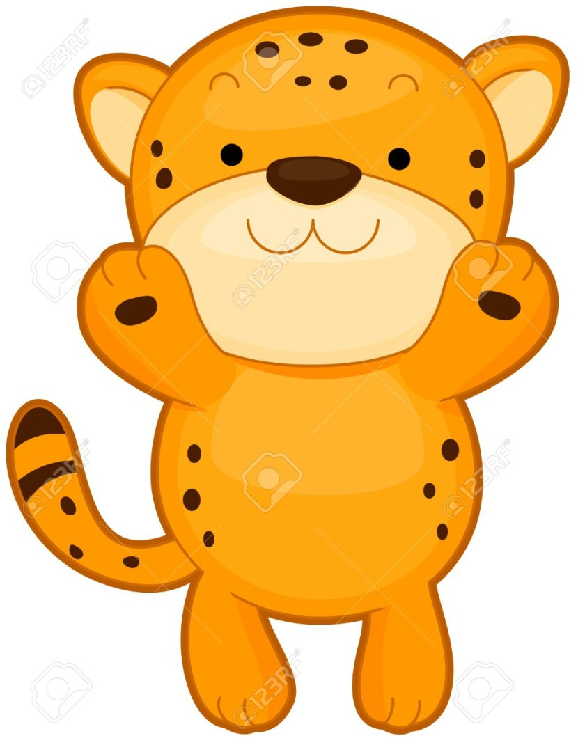 Best Cheetah Clipart #15016 - Clipartion.com