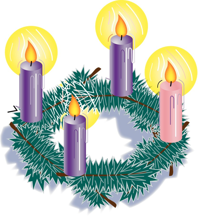 Image Gallery For Advent Season Clipart