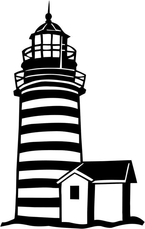Image Gallery For Lighthouse Clip Art