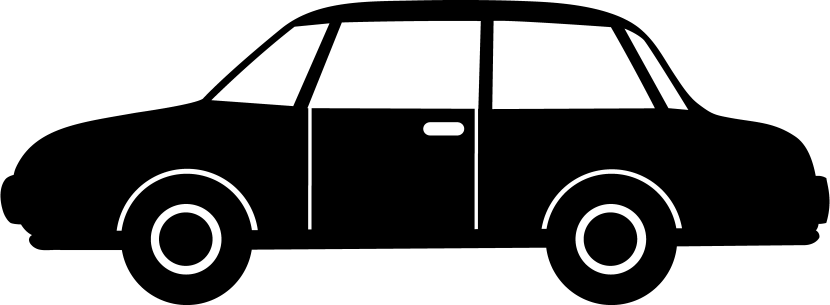 Images For Gt Car Toy Clipart Black And White