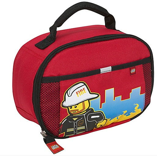 Insulated Lunch Bag Fire Red If My Son Finds Out That This Clipart
